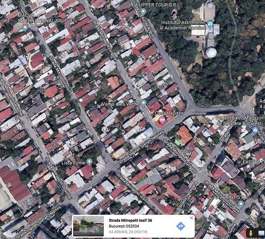 Teren - Parcul Carol 415 mp - imaginea 1