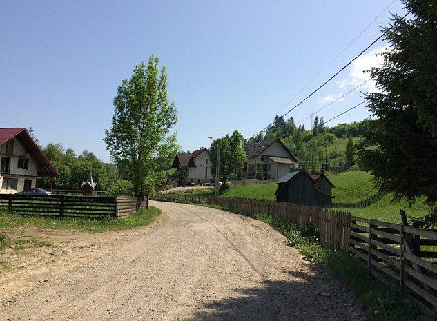 Teren Paraul Sandru - Campulung Moldovenesc - 6km partia de ski Rarau - imaginea 1