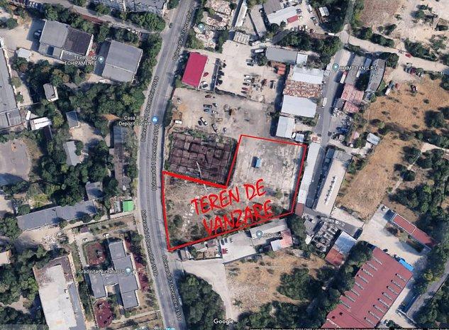 Teren de Vanzare - 5900mp Sector 3 - imaginea 1