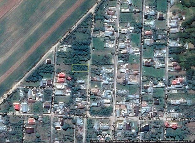 Oportunitate  , Baicoi , teren  603 mp  , d- 15,61 ml, intr-o zona linistita - imaginea 1