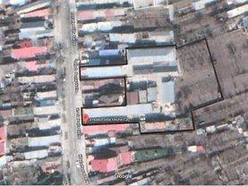 Teren constructii de vânzare, în Galati, zona Piata Centrala