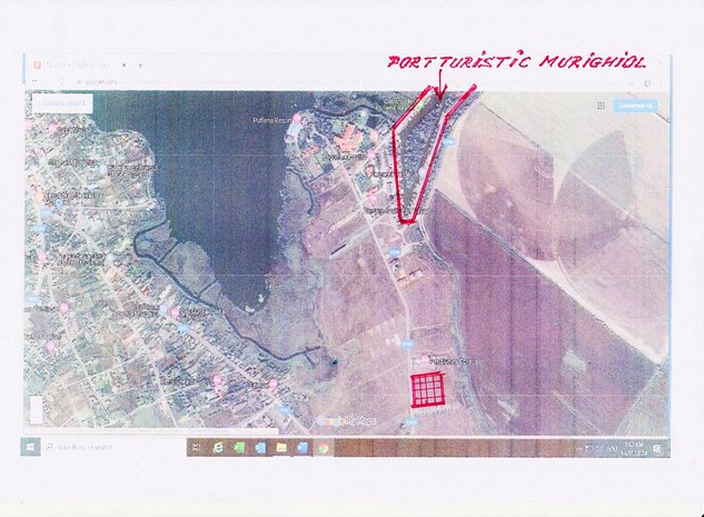 Kilometrul 0 al Deltei Dunarii - Com. Murighiol : 5000 m.p. - imaginea 1