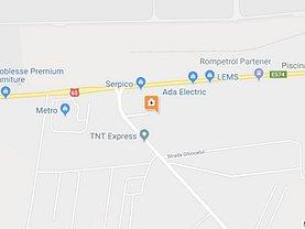 Teren construcţii de vânzare în Craiova, George Enescu