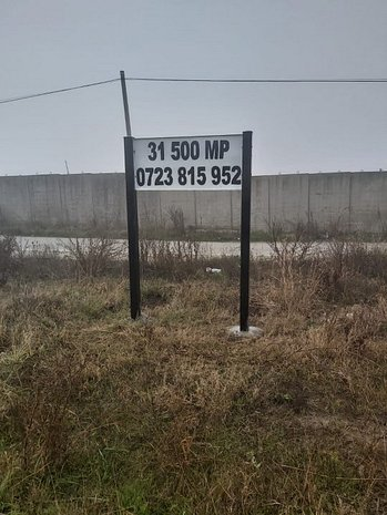 CRAIOVA -Teren -langa OMV Calea Bucuresti-Zona deaosebita Proprietar - imaginea 1