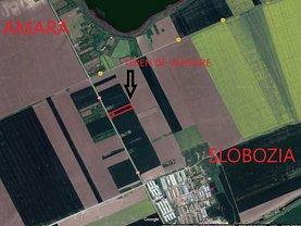 Teren constructii de vânzare, în Slobozia, zona Bora