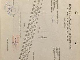 Teren constructii de vânzare, în Dragomireşti-Vale