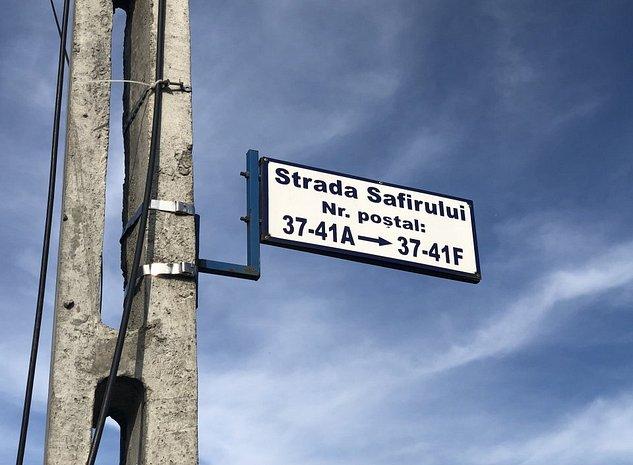 TEREN BRAGADIRU/ STR SAFIRULUI 37-41 - imaginea 1