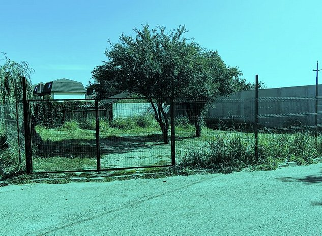 Teren Popesti 354 mp, str. Scolii ideal casa/duplex toate utilitatile - imaginea 1