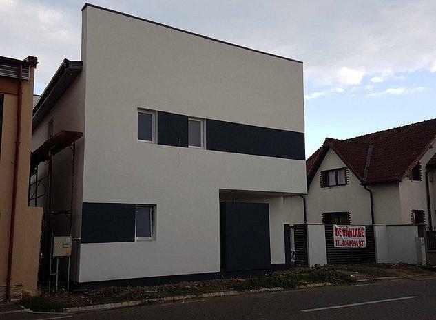 Casa unifamiliala individuala P+1E Giarmata Vii - Ghiroda - imaginea 1