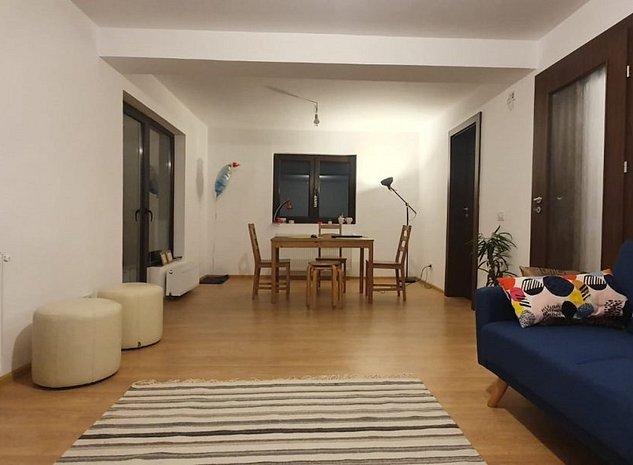 Vila P+1E - 4 camere, 3 bai, teren 486 mp - com. Berceni, ILFOV - imaginea 1