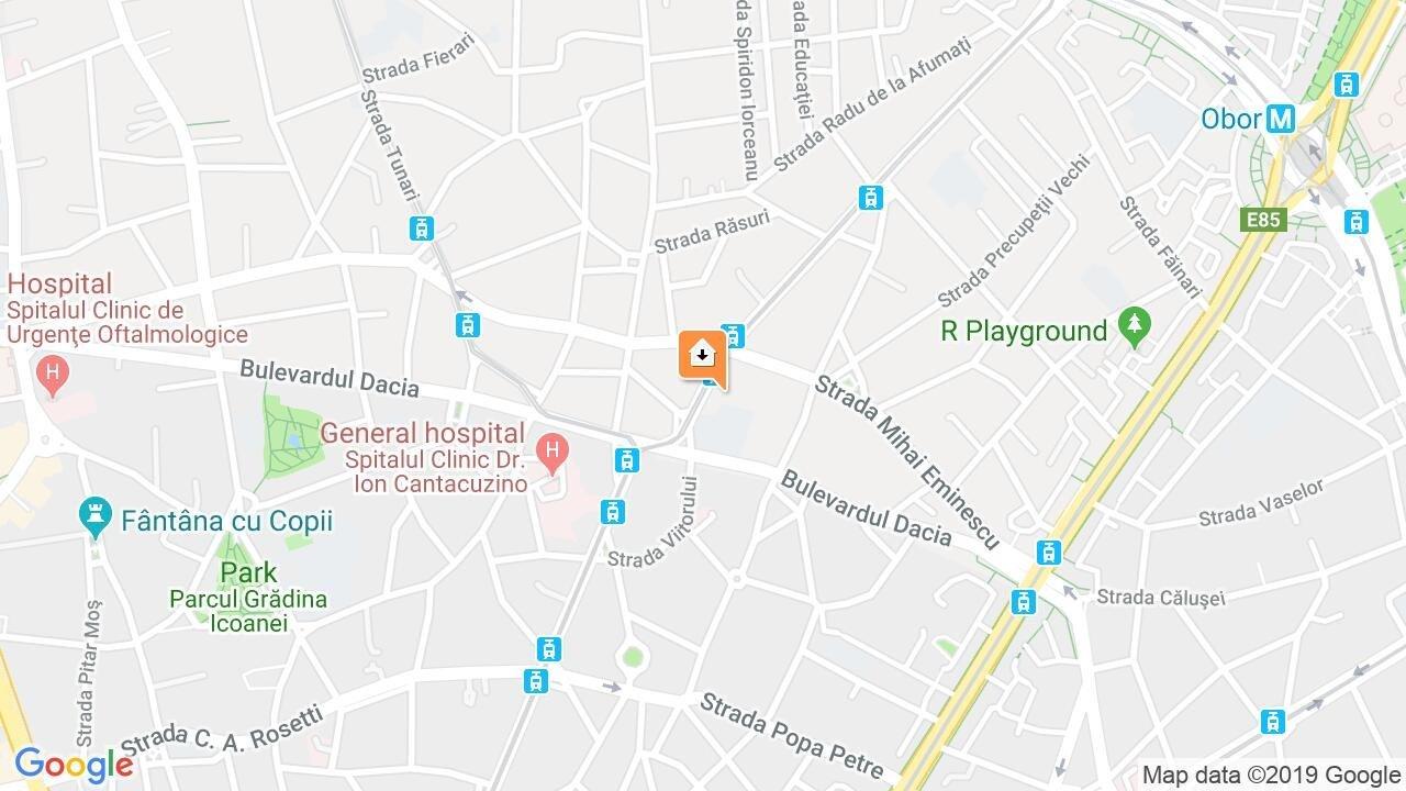 Imobil Deteriorat Stradal Zona Viitorului Piata Gemeni Eminescu