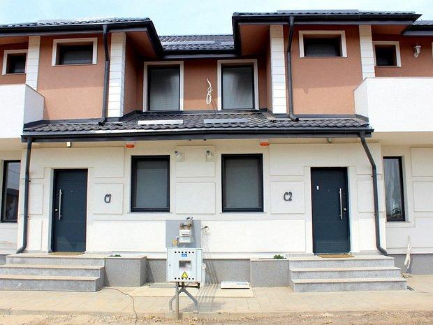 Vila tip duplex P+1E, Ansamblul Lemon Feeria Residence, Bragadiru, dezvoltator - imaginea 1