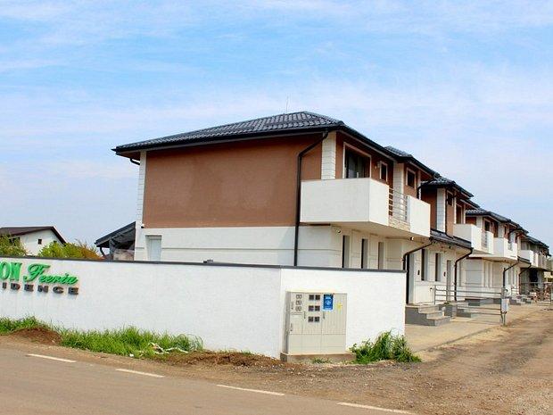 Vila tip duplex P+1E, Ansamblul Lemon Feeria Residence, Bragadiru, dezvoltator - imaginea 2