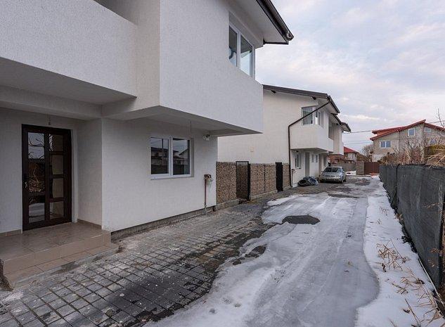 Vand casa duplex Domnesti direct dezvoltator 65.000 Euro - imaginea 1