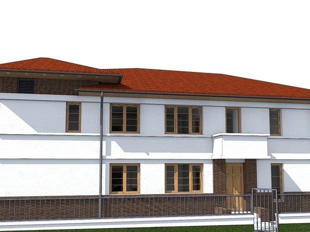 Duplex Borhanci, pozitie excelelnta, calitate premium, pivnita - imaginea 1
