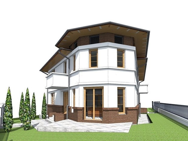 Duplex Borhanci, pozitie excelelnta, calitate premium, pivnita - imaginea 2