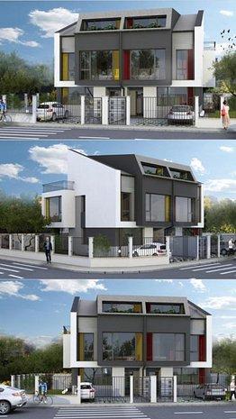 Casa duplex de vânzare, zona Străuleşti - imaginea 1