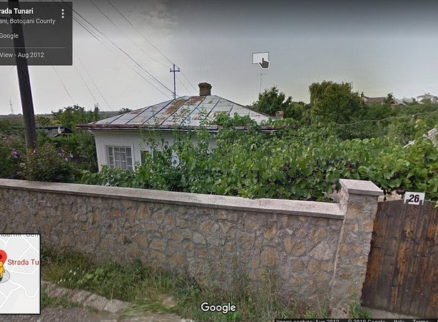 Casa de vanzare zona Tunari - imaginea 1