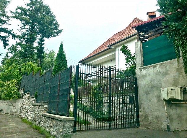 Vila de vanzare la cheie, mobilata + curte generoasa+ terasa in Vladesti, Valcea - imaginea 1