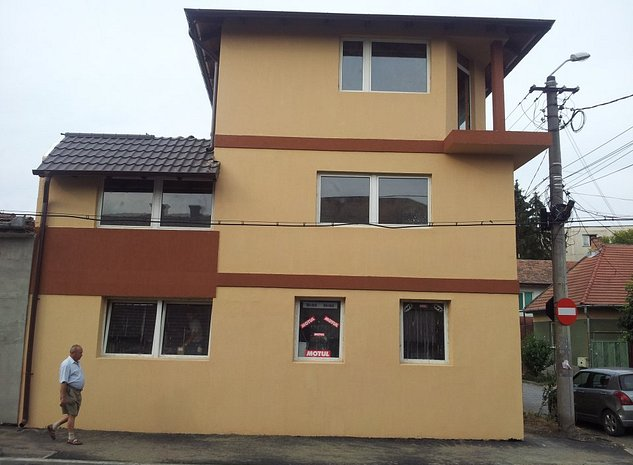 Casa de inchiriat cu patru nivele - imaginea 1
