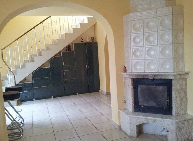 Proprietar vand casa P+M, 5 cam, 2 bai, moderna, mobilata, zona Garii - imaginea 1