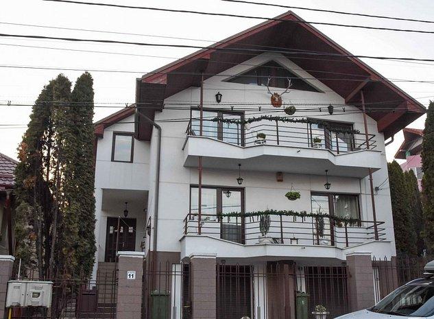 Vand proprietate de lux in cartierul Andrei Muresanu - imaginea 1