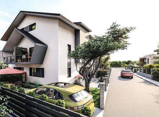 OFERTA!  Casa P+1+M Constanţa Ovidiu Zona Rezidentiala. Credit, Rate - imaginea 1