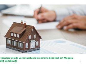 Casa de vânzare 3 camere, în Bezdead