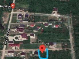 Teren constructii de vânzare, în Moşoaia