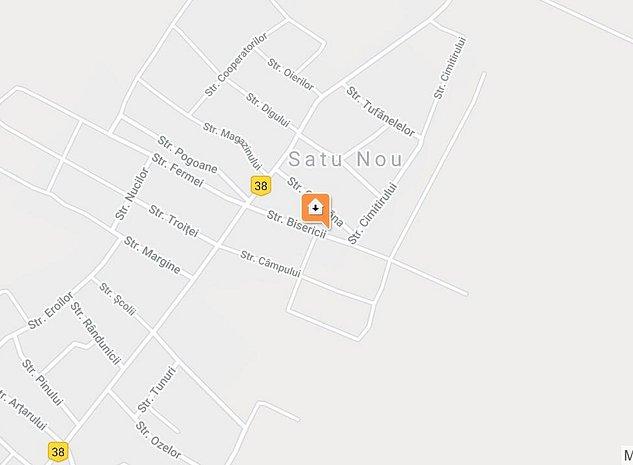 Teren intrevilan 718mp Satul Nou,Stefanest,i Com.Ileana, Calarasi,50km - imaginea 1