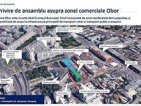 Teren constructii de vânzare, în Bucureşti, zona Obor