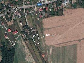 Teren construcţii de vânzare în Luparia
