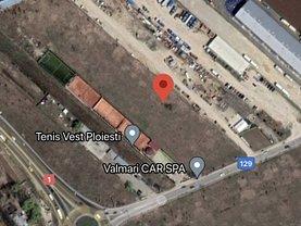 Teren constructii de vânzare, în Ploieşti, zona Vest