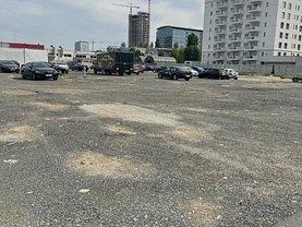 Teren constructii de închiriat, în Bucureşti, zona P-ta Presei Libere