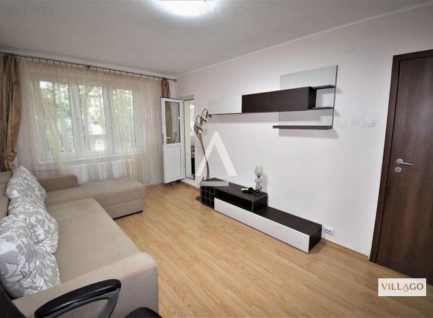 Proprietar Inchiriez Apartament 2 Camere, Complet Mobilat si Utilat de Lux - imaginea 1