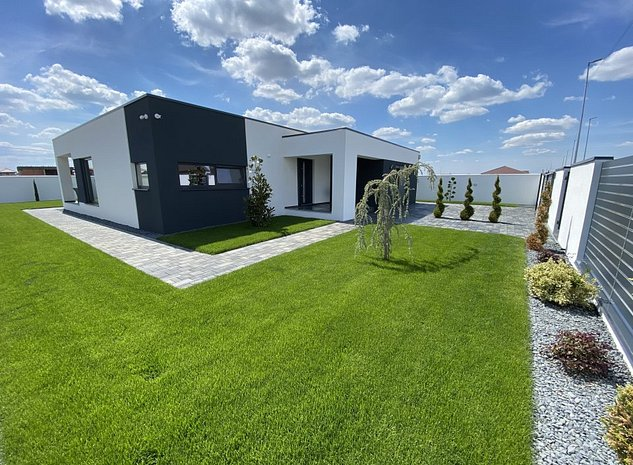 Casa Moderna pe Parter in Dumbravita - imaginea 1