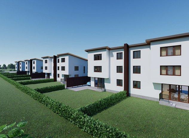 SMART HOME Casa Economica | Theodor Pallady | Comision 0% - imaginea 1
