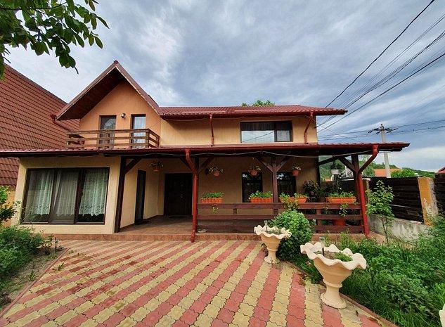 Vila Aleea Manastirii Dealu, Valea Voievozilor 4 camere - imaginea 1