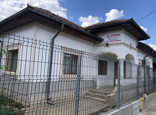 casa 100 km distanta de Bucuresti, 20 km de Pitesti - imaginea 1