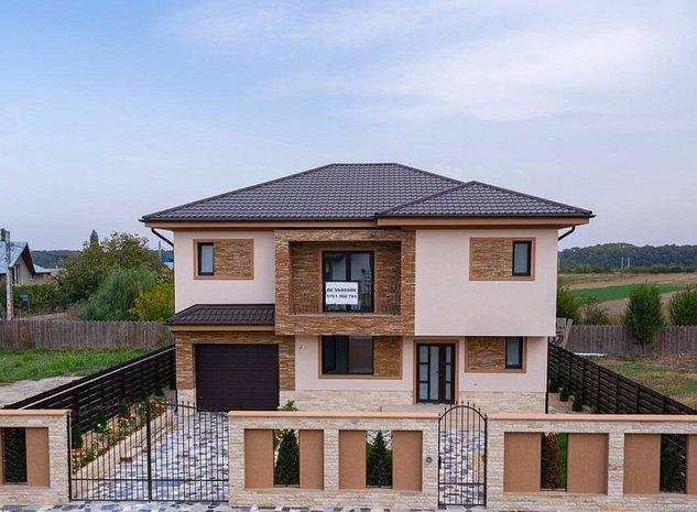 Casa/Vila 6 camere, suprafata 294mp, finisaje premium - imaginea 1