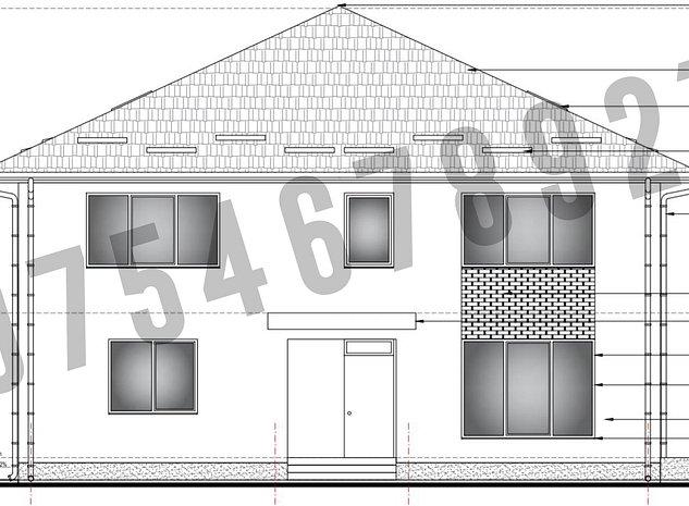 Casa/Vila 5 Camere, Metrou 1 Decembrie, Sector 3. Pallady - imaginea 1