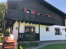 Casa de vânzare 8 camere, în Sinaia, zona Castelul Peleş