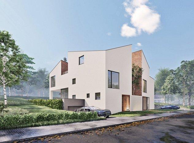 Kos Karoly 15 - Case unifamiliale | Modern Architecture | City View - imaginea 1