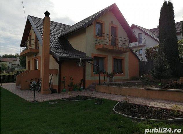 VILA DE VANZARE - la 5km de Bacău - imaginea 1