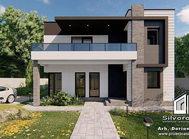 Case rezidentiale in cartier nou - Next Residence, Str. Principala, Geamana - imaginea 1