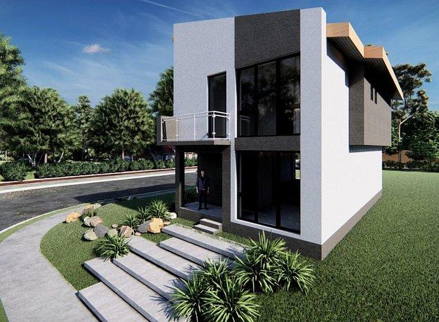 Vila individuala- direct dezvoltator - imaginea 1