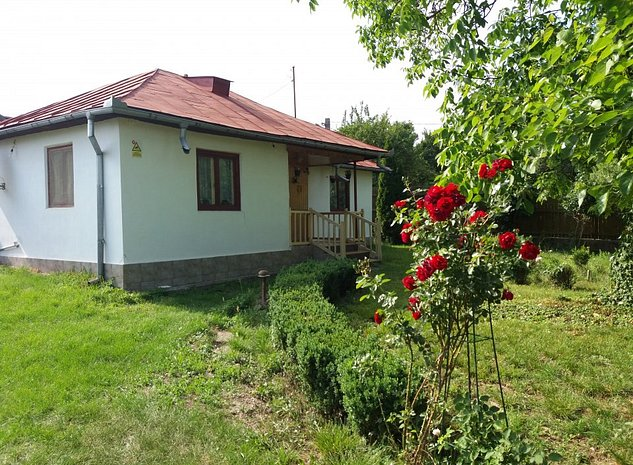 Casa de vanzare la 50 Km de Bucuresti in com. Finta sat Gheboaia -Dambovita - imaginea 1