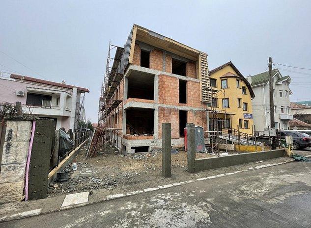 Casa de vanzare -> pretabil apartamente sau birouri - imaginea 1