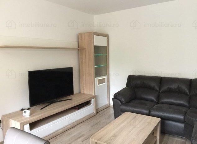 Casa 2 camere mobilata, singur in curte - imaginea 1