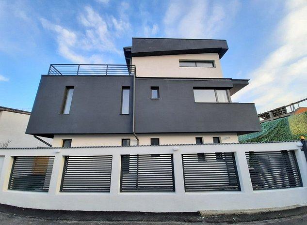 Casa/Vila P+1E+M Retras, 4 cam,sc 188 mp Terase 40mp Bragadiru TOATE UTILITĂŢILE - imaginea 1